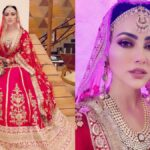 Sana Khan changes her name after getting married to Mufti Anas Sayed, more wedding pictures out